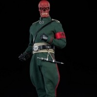 [예약상품][SIDESHOW] 레드스컬 1/6스케일 액션피규어 ( Red Skull Sixth Scale Figure by Sideshow Collectibles )
