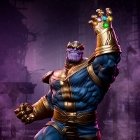 [예약상품][SIDESHOW] MARVEL 마블 타노스 모던 버전 스태츄  Thanos (Modern Version) Statue by Sideshow Collectibles