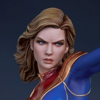 [예약상품][SIDESHOW] MARVEL 마블 캡틴마블 스태츄 Captain Marvel Statue by Sideshow Collectibles [200573]