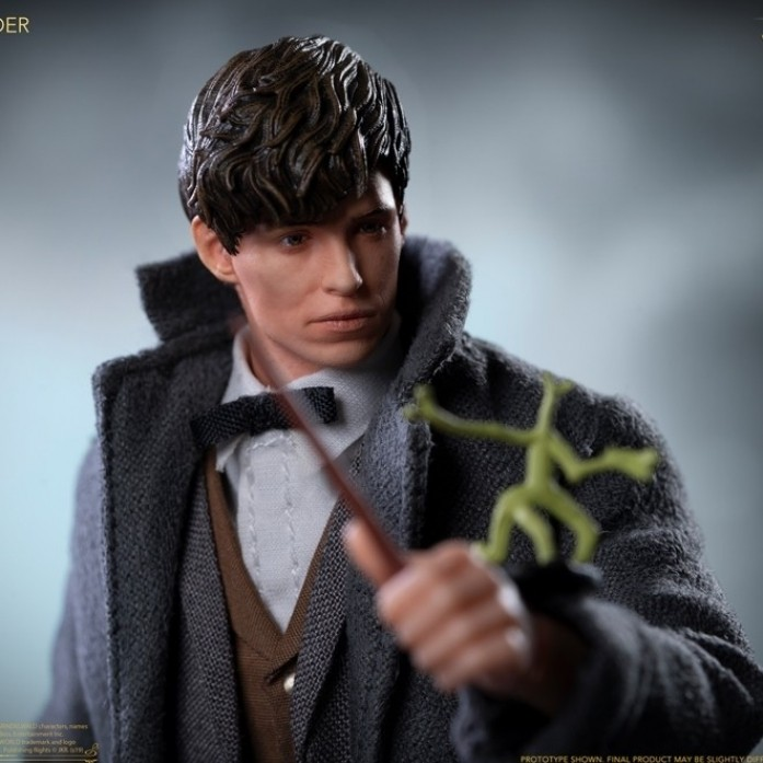 [예약상품][SOAP STUDIO] 신비한 동물사전 뉴트 스캐맨더 1:12 Action Figure Series – Newt Scamander ( Fantastic Beasts: The Crimes of Grindelwald)