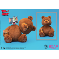 [예약상품][SOAP STUDIO]톰과 제리 : 테디 베어 피규어(Tom and Jerry : Plush Teddy Bear Figure Ver.1)
