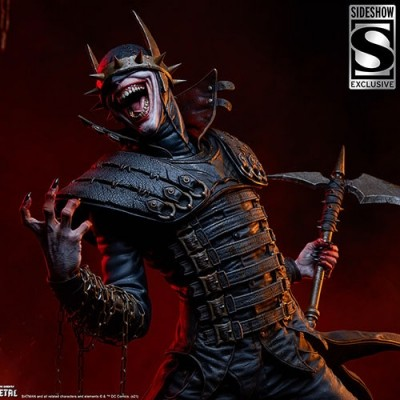 [21년2월4일 예약마감][SIDESHOW]배트맨EX 버전(Batman Who Laughs Premium Format Figure EX ver.)(3007791)