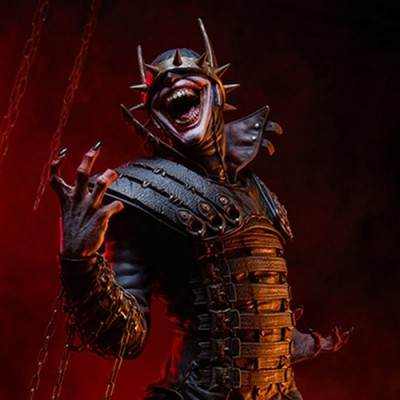 [21년2월4일 예약마감][SIDESHOW]배트맨(Batman Who Laughs Premium Format Figure)(300779)